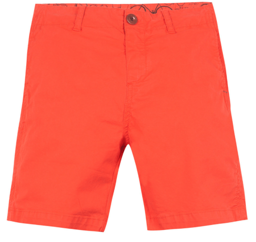 Paul Smith Junior Shorts 14Y / Rouge Bermuda rouge Red bermuda