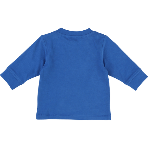 Timberland Chandails 6M / Bleu T-shirt bleu royal Royal blue t-shirt