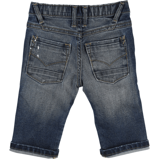 Timberland Pantalons 2Y / Bleu Pantalon denim usé Denim used pants
