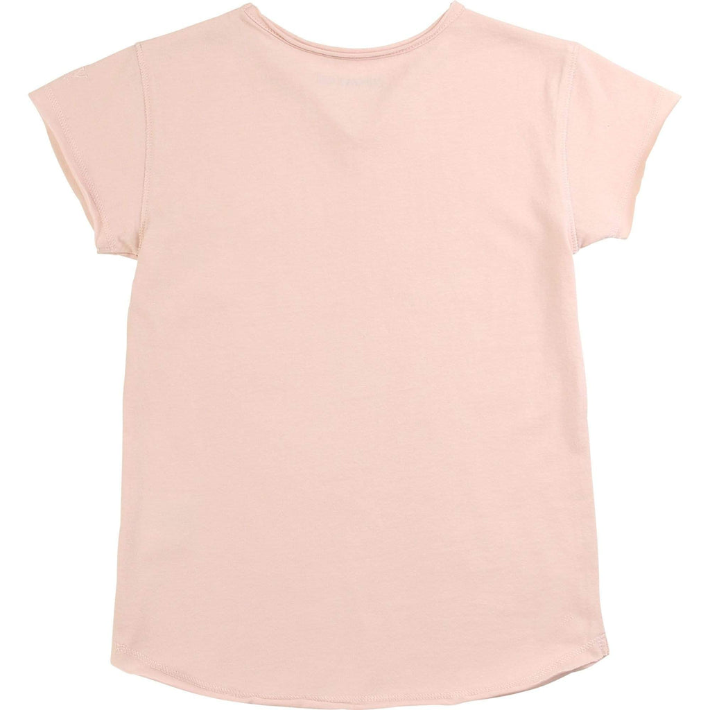 Zadig & Voltaire Chandails Chandail rose pétale Light pink T-shirt