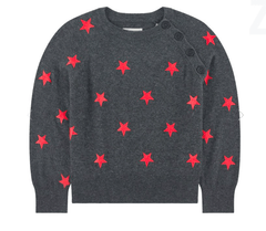 Zadig & Voltaire Chandails Pull étoilé Star print pull