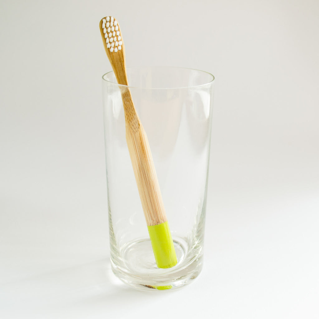 bamboo toothbrush child india