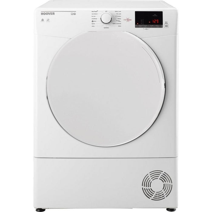 Hoover HLC10DF 10kg Condenser Tumble Dryer in White