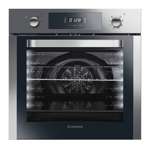 Hoover HOSM698LIN Built-in Single Multifunction Electric Oven in Stainless Steel