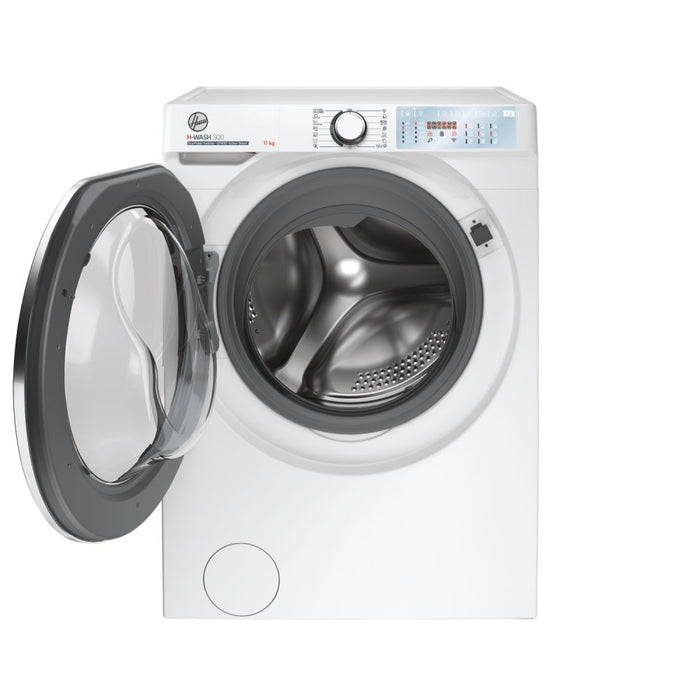 Hoover H-Wash 500 HWB411AMC 11kg 1400rpm A+++ Smart Washing Machine in White