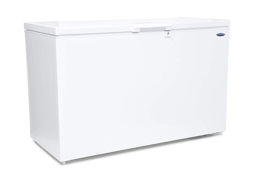 Iceking CF390W 390 Litres Chest Freezer in White