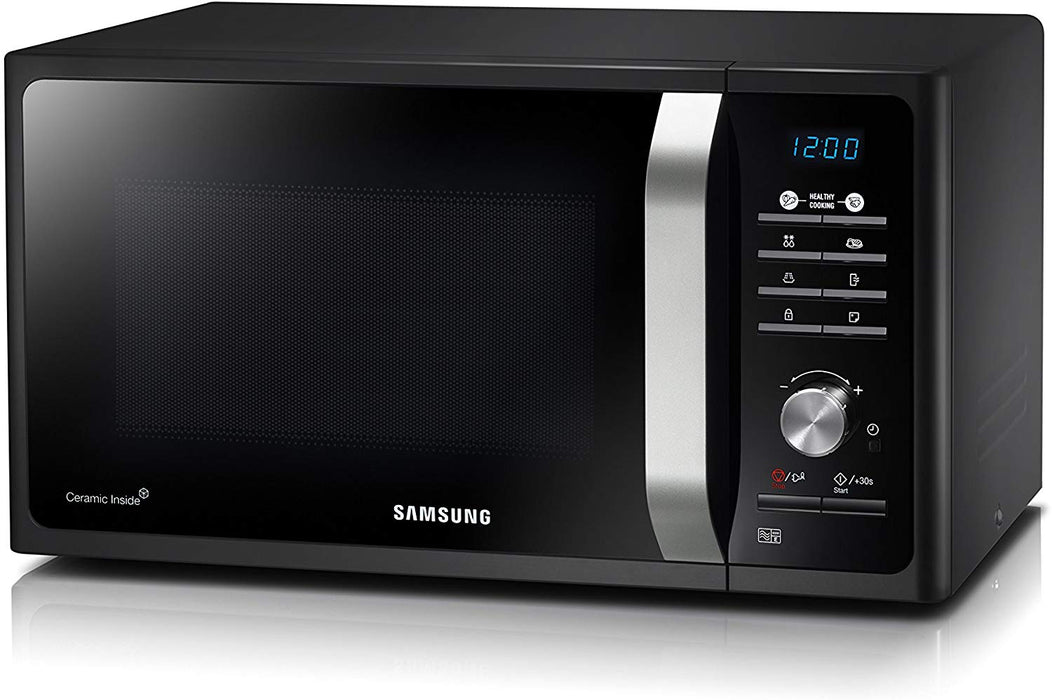 Samsung MS23F301TAK 23 Litre Solo Microwave in Black