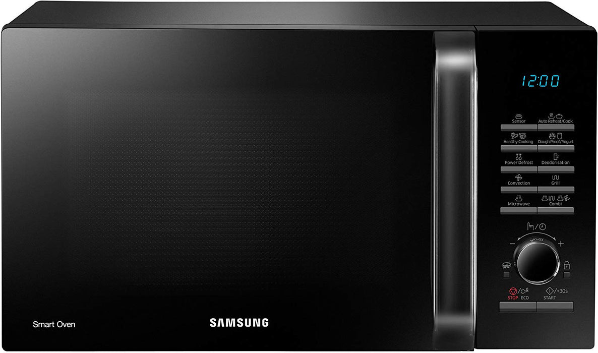 Samsung Smart Oven MC28H5125AK 28 Litre Combination Microwave Oven in Black