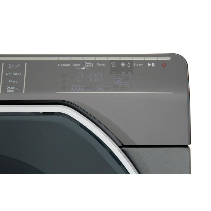 Hoover AXI AWMPD69LH7R 9kg 1600 Spin A+++ Washing Machine in Graphite