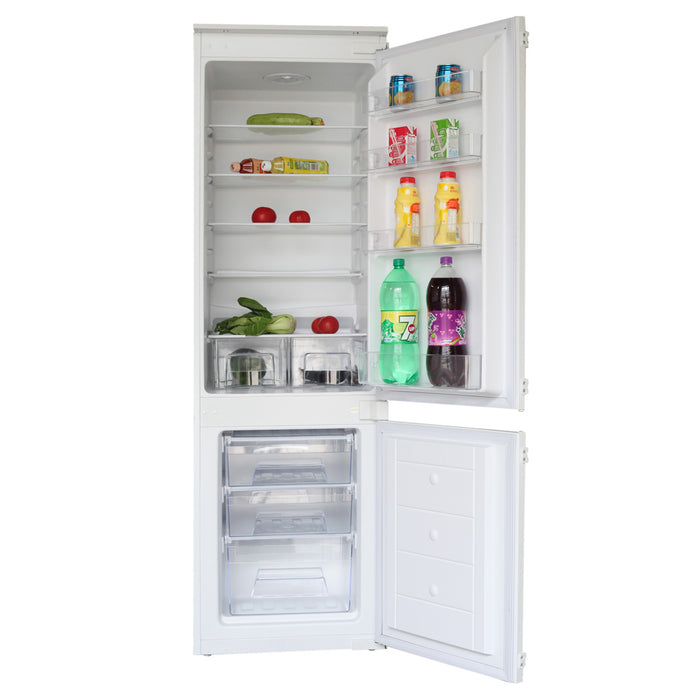 Iceking BI701.E Integrated 50/50 Static Fridge Freezer