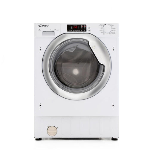 Candy CBWD514DC-80 Integrated 8+5kg 1400 Spin Washer Dryer in White