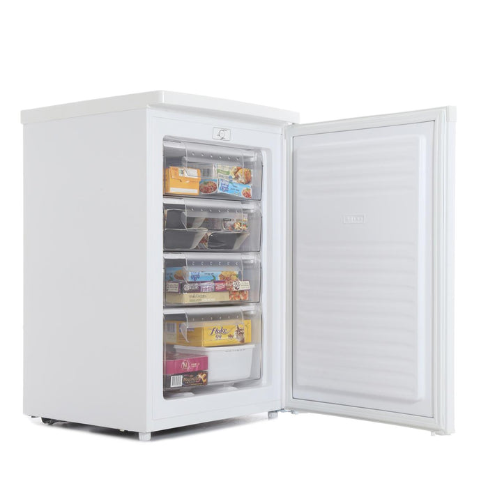 Candy CCTU582WK 55cm A+ Undercounter Freezer in White