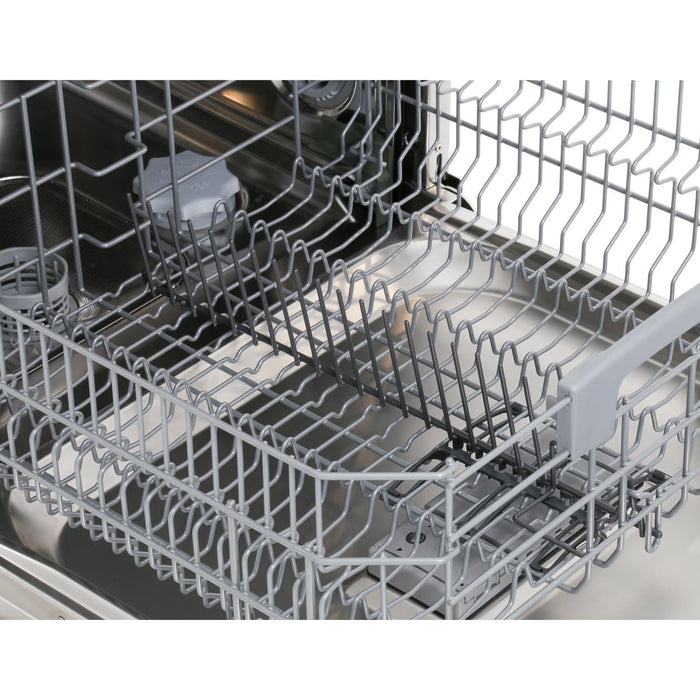 Candy CDP1LS57B Fullsize A+ 15 Place Settings Dishwasher in Black