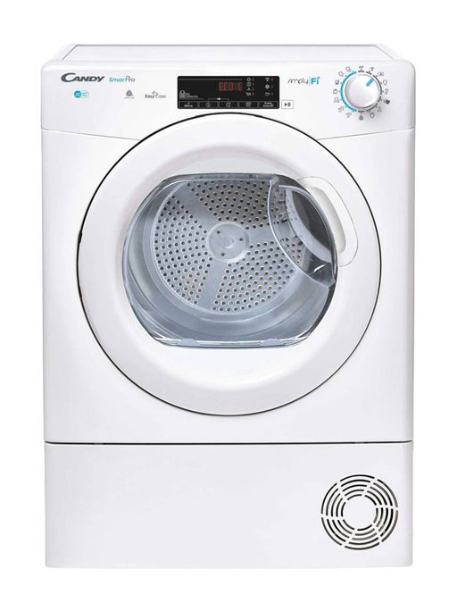 Candy CSOC9TG 9kg B Rated Condenser Tumble Dryer in White