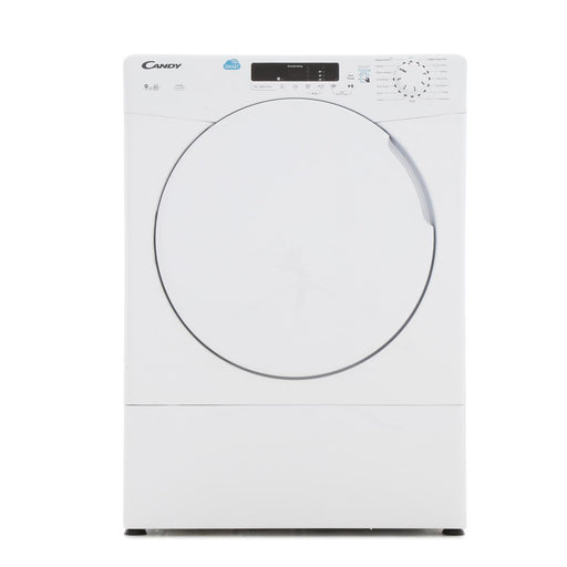 Candy CSV9DF 9kg Sensor Drying Vented Tumble Dryer in White