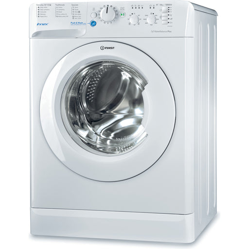 Indesit Innex BWSC61252W 6kg 1200rpm A++ Washing Machine in White