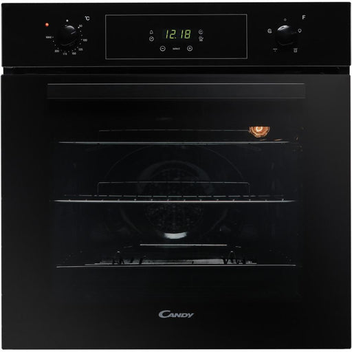 Candy FCP405N Integrated Single Electric Oven in Black