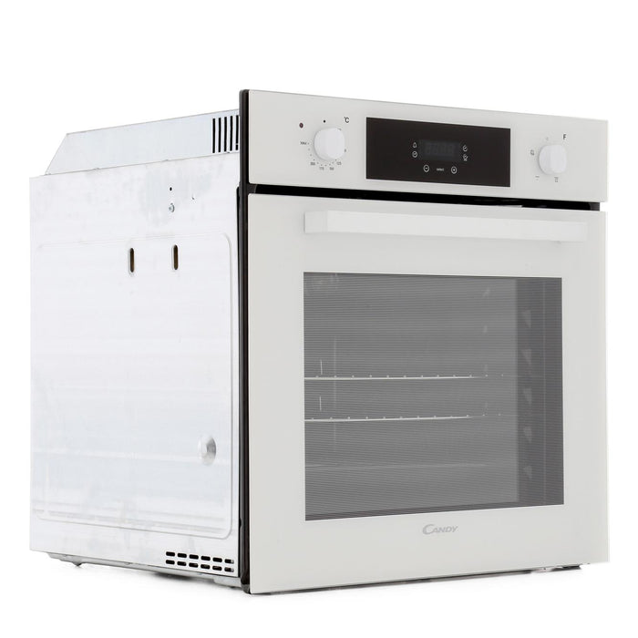 Candy FCP405W Integrated Single Electric Oven in White