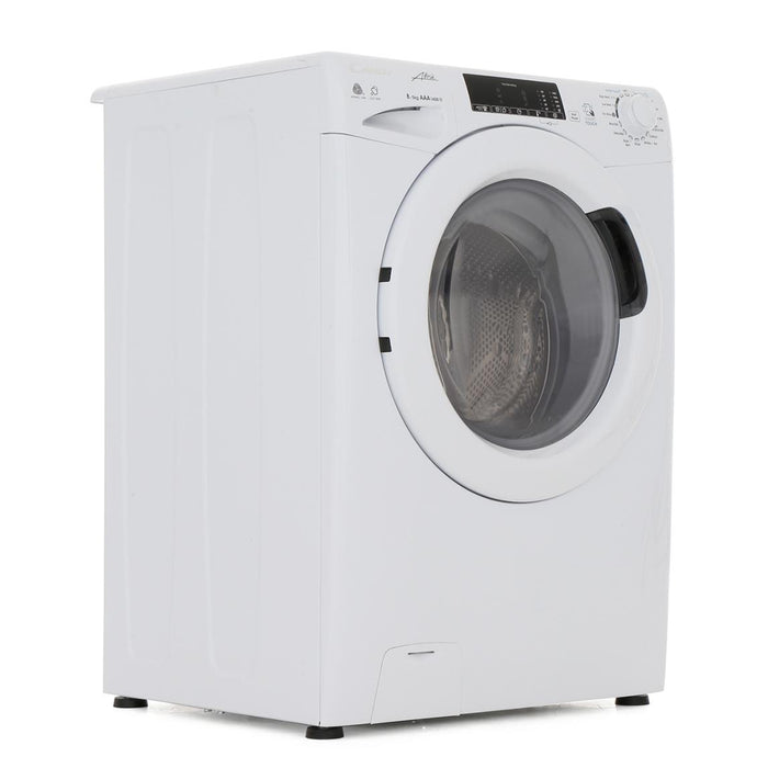 Candy GCSW485T 8+5kg 1400 Spin Washer Dryer in White