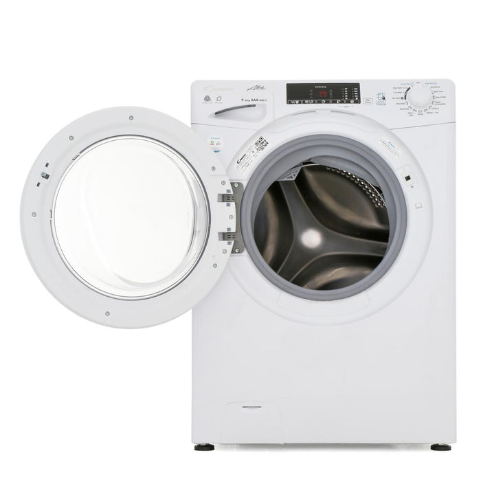 Candy GCSW496T 9+6kg 1400 Spin Washer Dryer in White