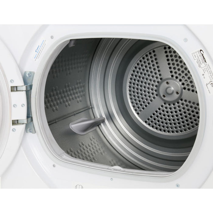 Candy GSVC10TE 10kg Condenser Tumble Dryer in White
