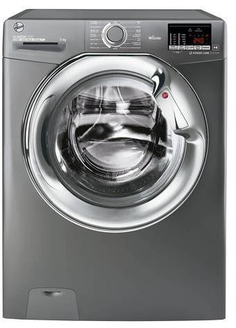 Hoover H3WS495DACGE 9kg 1400rpm A+++ Smart Washing Machine in Graphite