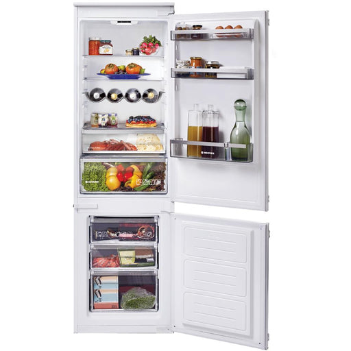 Hoover HBBS100UK Integrated 177cm A+ Static Fridge Freezer