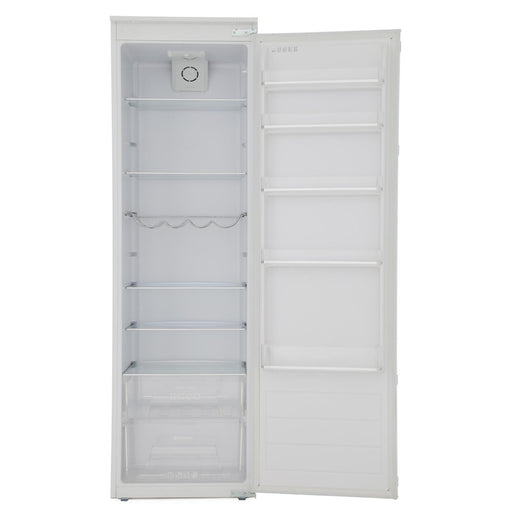 Hoover HBOL172UK Integrated 177cm A+ Upright Larder Fridge