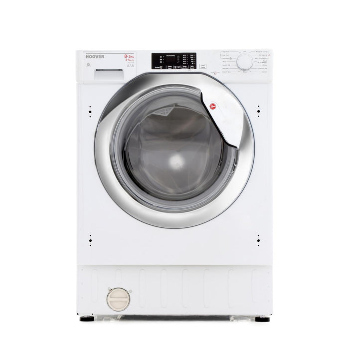 Hoover HBWD8514DAC Integrated 6+4kg 1200 Spin A Rated Washer Dryer in White