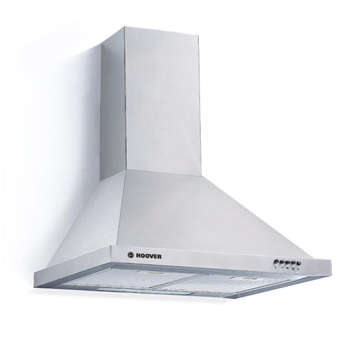 Hoover HCE116NX 60cm Chimney Cooker Hood in Stainless Steel