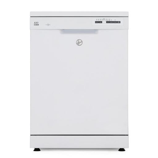 Hoover AXI HDYN1L390OW Fullsize 13 Place Settings A+ Dishwasher in White