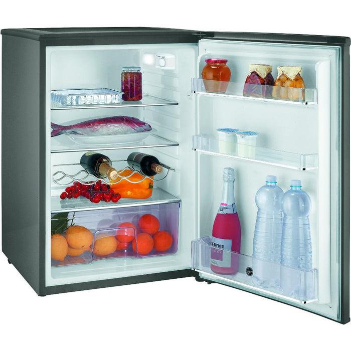 Hoover HFLE54XK 55cm A+ Undercounter Larder Fridge in Stainless Steel