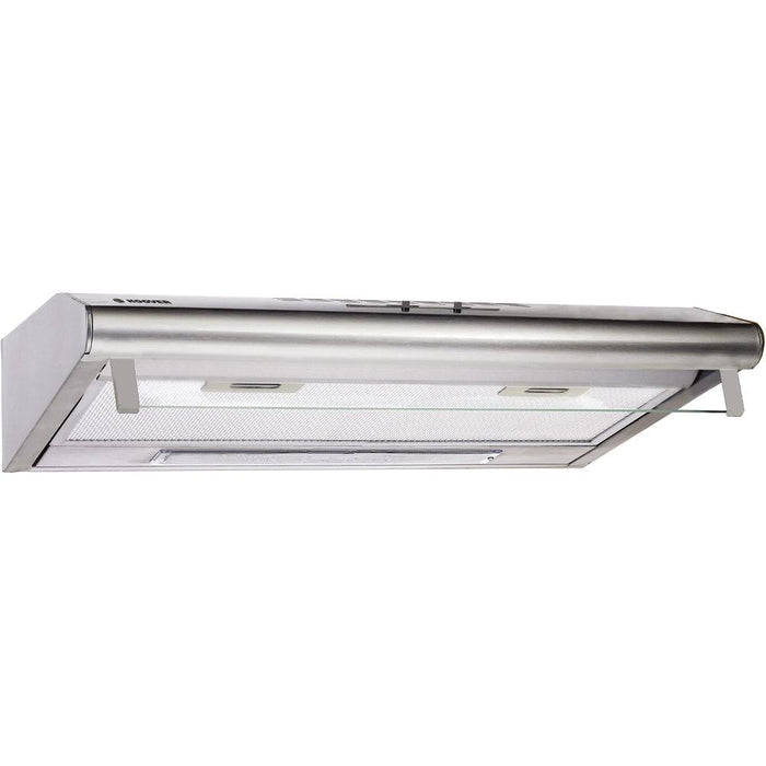 Hoover HFT600X 60cm Visor Cooker Hood in Stainless Steel