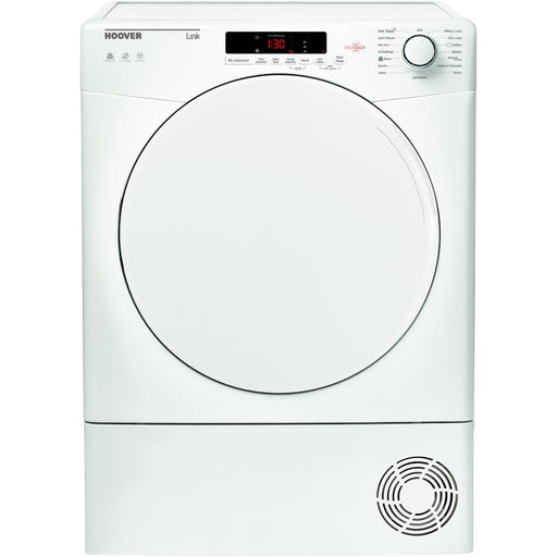 Hoover HLC8DF 8kg Condenser Tumble Dryer in White