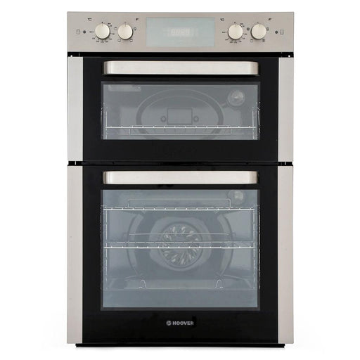Hoover HO9D3120IN Integrated Double Multifunction Oven in Stainless Steel