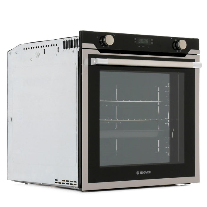 Hoover HOAZ7150IN Integrated Single Multifunction Oven Black/Stainless Steel