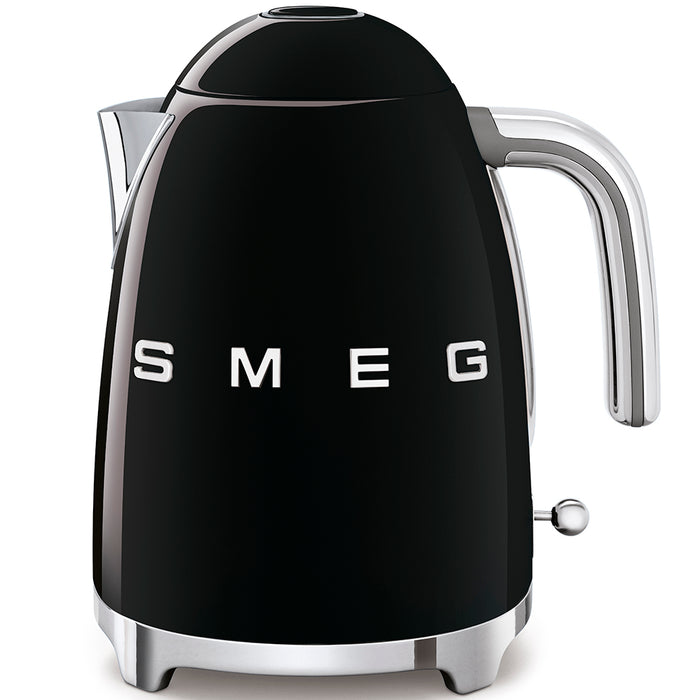 Smeg KLF03BLUK 50's Retro Kettle in Black