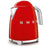 Smeg KLF03RDUK 50's Retro Kettle in Red