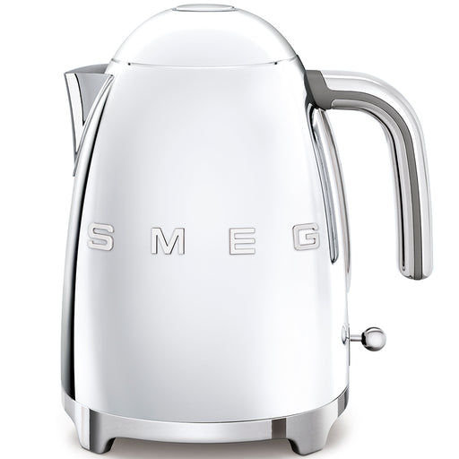Smeg KLF03SUK 50's Retro Kettle in Polished Stainless Steel
