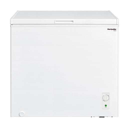 Montpellier Eco MCF198W 198 Litres A+ Chest Freezer in White