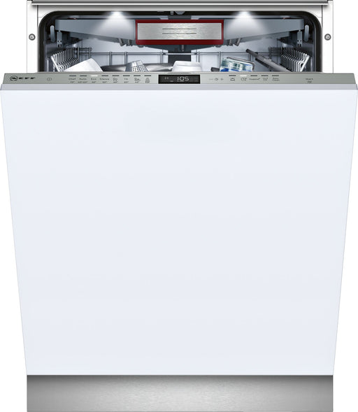 Neff N70 S515T80D1G Fully Integrated A+ 60cm Dishwasher