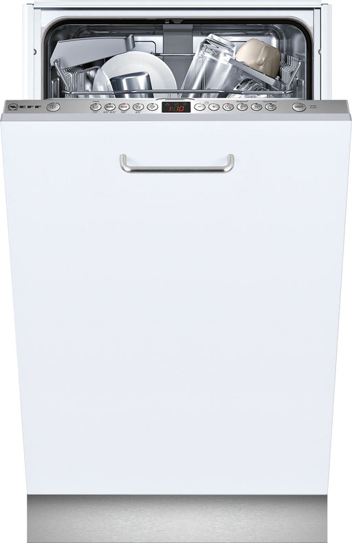 Neff N50 S583C50X0G Fully Integrated A+ 45cm Dishwasher