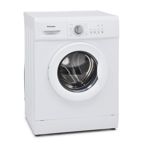 Montpellier MW6101W 6kg 1000rpm A++ Washing Machine in White