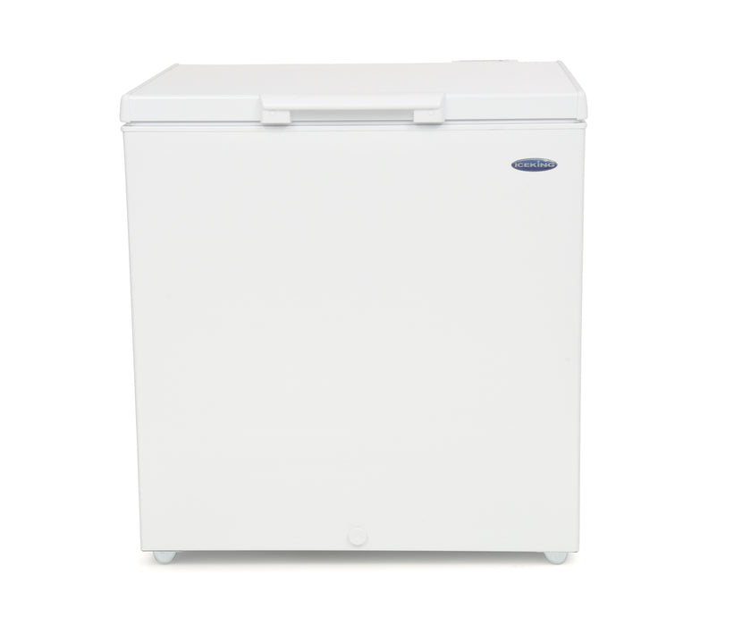 Iceking CF202W 202 Litre Chest Freezer in White