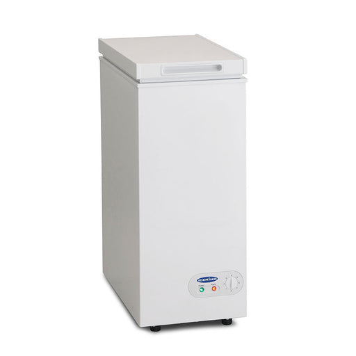 Iceking CF60AP 51 Litre Compact Chest Freezer in White