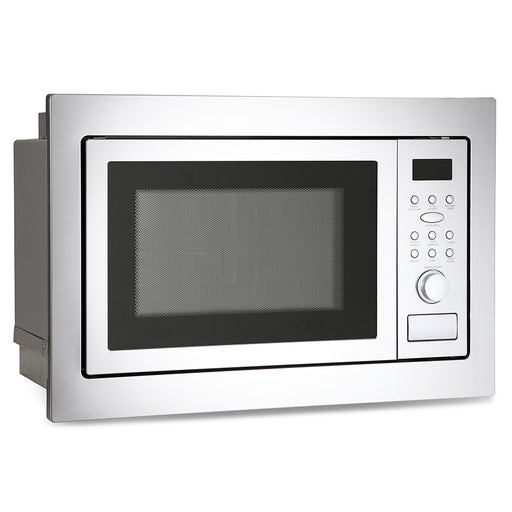 Montpellier MWBI90025 25ltr Integrated Microwave & Grill