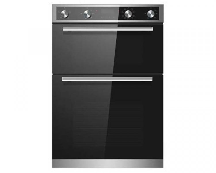 Montpellier DO3570IB Built In Double Electric Oven in Stainless Steel