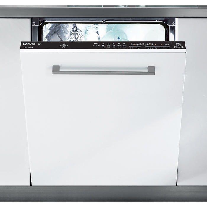 Hoover HDI1LO38S-80 Fully Integrated A+ Fullsize Dishwashwer