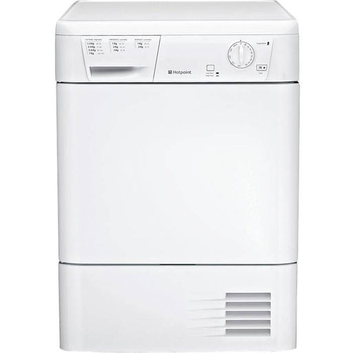Hotpoint First Edition FETC70BP 7kg Condenser Dryer in White