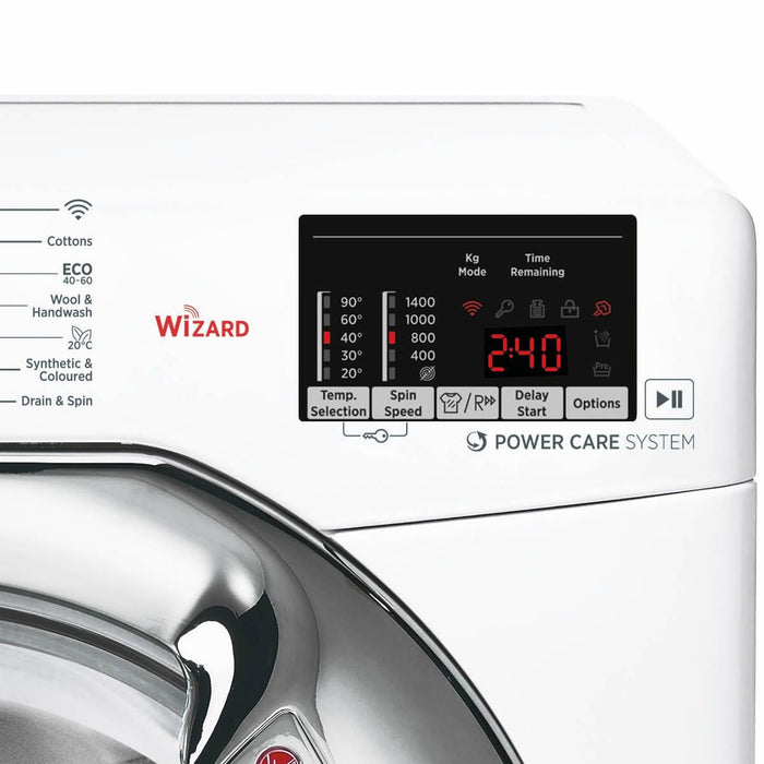 Hoover H3WS485DACE 8kg 1400rpm A+++ Wifi Washing Machine in White